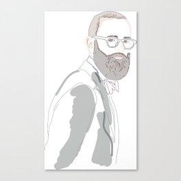 Dior Canvas Print