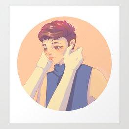 boys boys Art Print