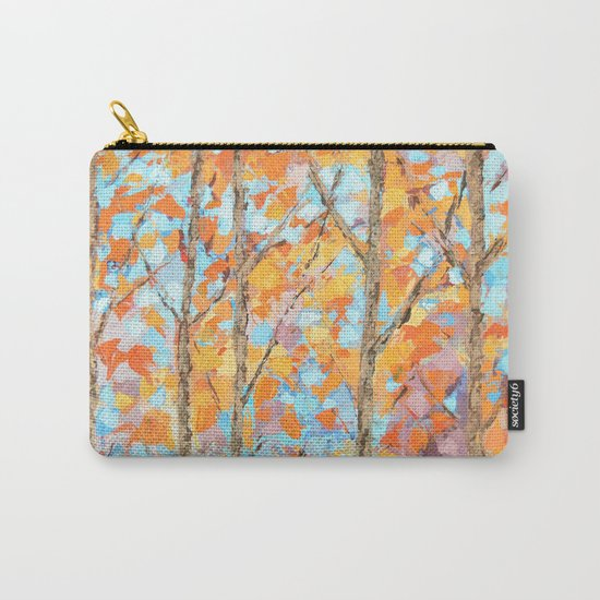 Green Mountain Sugar Maple Carry-All Pouch