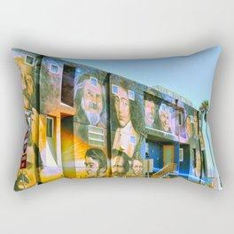 Venice beach rd Rectangular Pillow
