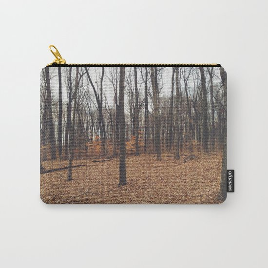 Indiana Forest Carry-All Pouch