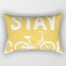 Stay Cool Rectangular Pillow