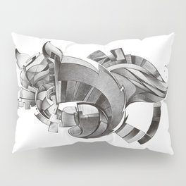 La sagra dell'inconscio Pillow Sham
