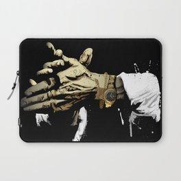Las manos del Camarón Laptop Sleeve