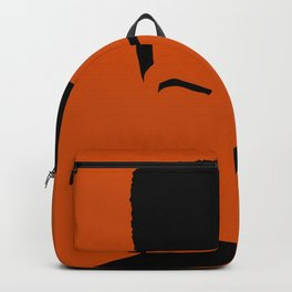 autumn orange Backpack