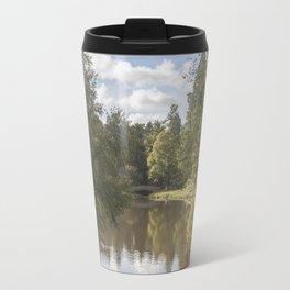 Early Autumn Reflections Travel Mug