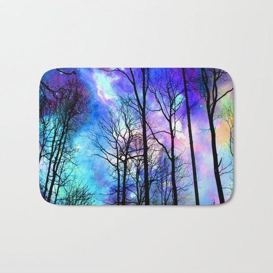 fantasy sky Bath Mat