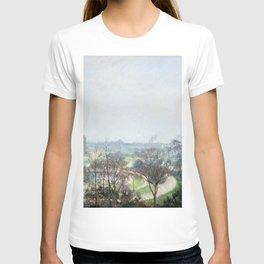 Camille Pissarro - The Tuileries Gardens, Paris T-shirt