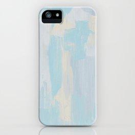 Crystallization № 1 iPhone Case