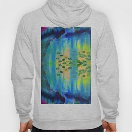 Lily Pads in the Misty Cove Hoody