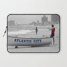 Atlantic City Memories Laptop Sleeve