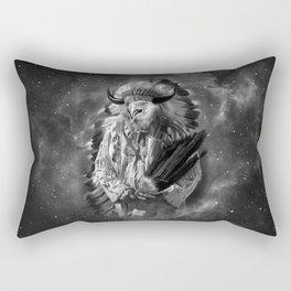 Animal Spirit Rectangular Pillow