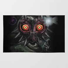 Legend of Zelda Majora's Mask Link Rug