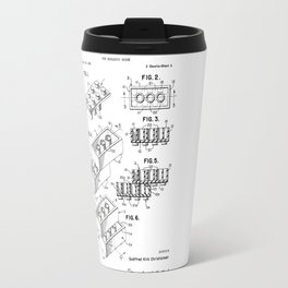 LEGO Bricks Travel Mug