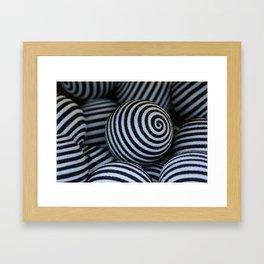 Ora Bolas Framed Art Print