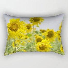 field of dreams Rectangular Pillow