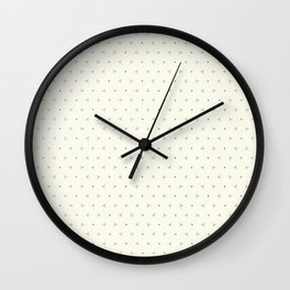 Holiday Cheer Wall Clock