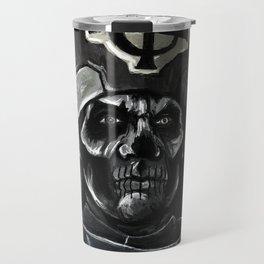 Ghost // Papa Emeritus Travel Mug