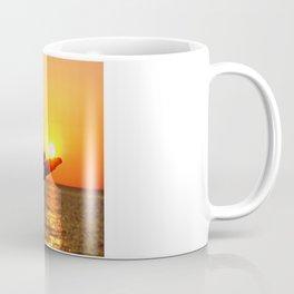 Hand on the Sun Coffee Mug