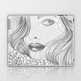cold autumn Laptop & iPad Skin
