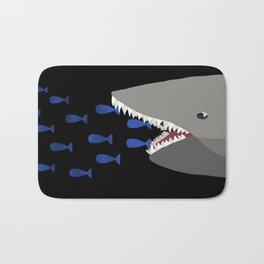 shark Bath Mat