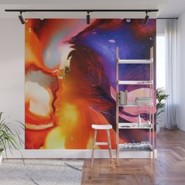 Marble Abstract Design Wall Mural