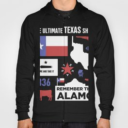 The Ultimate Texas Shirt Hoody