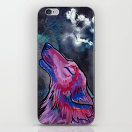 Constellation Canis Major iPhone Skin
