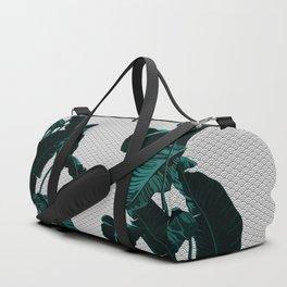 Tropical Wave Duffle Bag