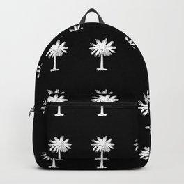 Palmetto 3-palms,drupe,sabal,swamp,cabbage,abanico,drupa,palmera Backpack