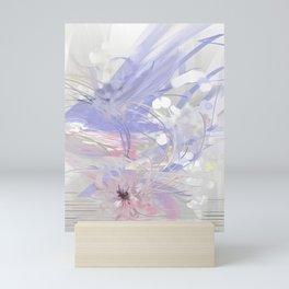 Calm Blossom Mini Art Print