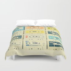 All Tomorrow's Parties Duvet Cover