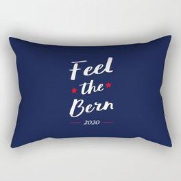 Election 2020 - Feel The Bern II Rectangular Pillow