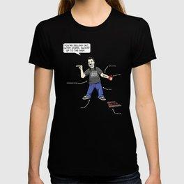 Tool Hooker T-shirt