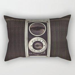 Vintage Camera 01 Rectangular Pillow
