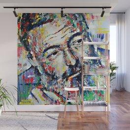 Ernest Hemingway Wall Mural