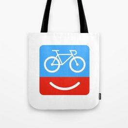 bicyclove Tote Bag