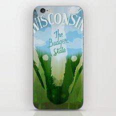 Wisconsin iPhone & iPod Skin