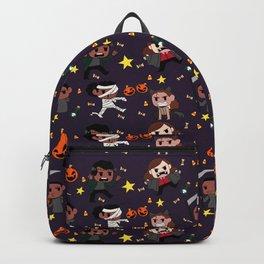 Monster Halloween special Backpack