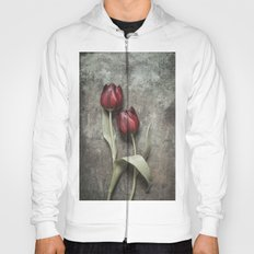 Red Tulips II Hoody