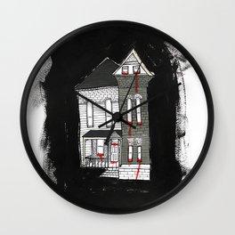 Jail House Rock Wall Clock