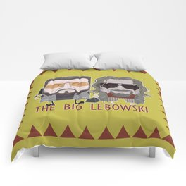 The Big Lebowski Comforters