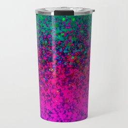 Glitter Dust Background G177 Travel Mug