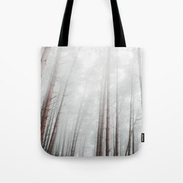 into the woods I go to find my soul Tote Bag