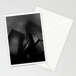 Downtown Toronto Fogfest No 15 Stationery Cards