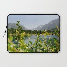Gold Creek Pond Laptop Sleeve