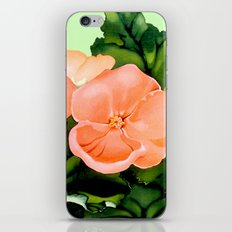Begonia iPhone Skin