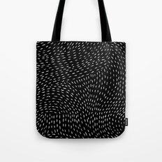 storm   black Tote Bag