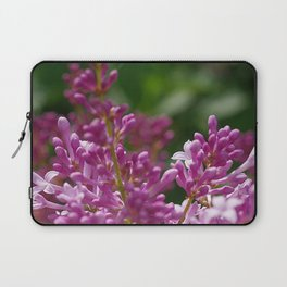 Spring lilac Laptop Sleeve