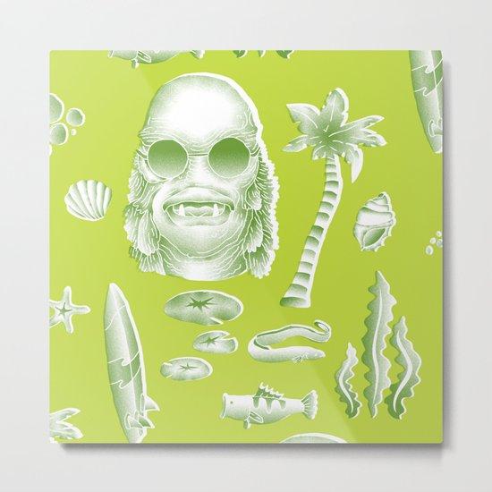 Beachure Metal Print